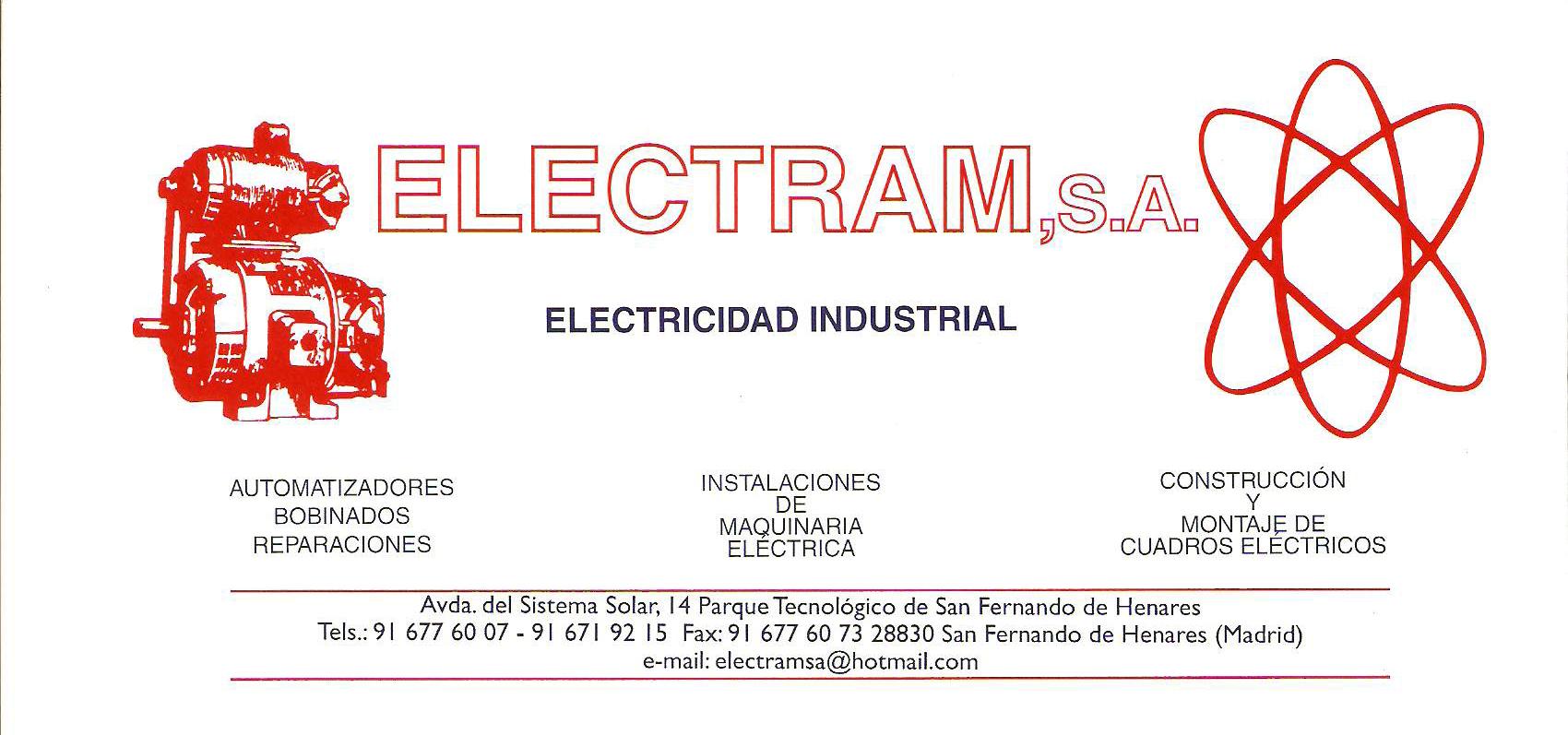 ELECTRAM, S.A.